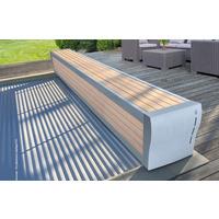 Volet Roulant Hors-sol Banc Full Design